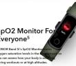 Jak nastavit na fitness náramku HONOR Band 5i měření saturace kyslíkem (SpO2)?