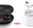 Která vybrat: bezdrátová sluchátka SONY WF-SP800N nebo AirPods Pro?